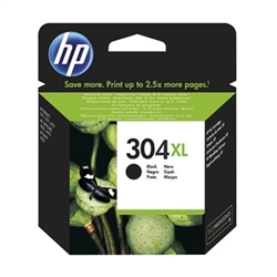 HP 304XL Black Ink Cartridge - N9K08AE#ABE - 1701235