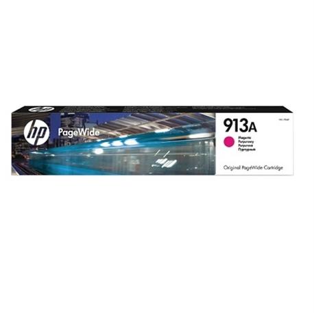 HP 913A Magenta Original PageWide Cartridge - 1701267