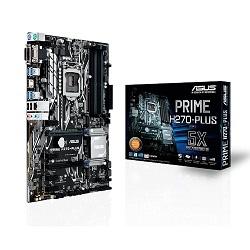 ASUS PRIME H270-PLUS - Intel H270, LGA1151, 4DDR4, ATX - 1041411