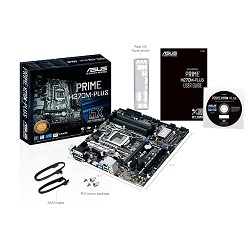 ASUS PRIME H270M-PLUS - Intel H270 , LGA1151, 4DDR4, microAX - 1041409
