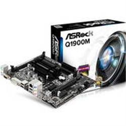 ASROCK Q1900M B-T QC J1900 2GHZ 2DDR3/L - 1041340