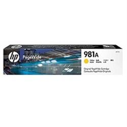 HP 981A Yellow Original PageWide Cartridge - 1701288