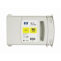 HP 90 225-ml Yellow Ink Cartridge - 1701293