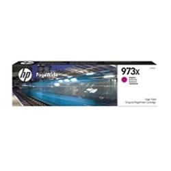 HP 973X High Yield Magenta Original PageWide Cartridge - 1701284