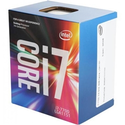 CPU intel® Core I7-7700  3.6GHZ 8MB LGA 1151 - 1010581