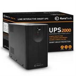 Eurotech Smart UPS 2000VA / 1200W - UPS2000EU - 1380295