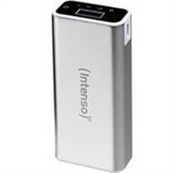 INTENSO Powerbank 5200mAh - Prata - 7322421 - 1851531