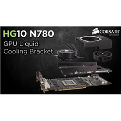 Corsair HG10 Hydro Series GPU Cooling Bracket, N780 Edition - 1020266