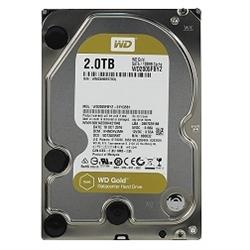 "Western Digital HDD 2TB Datacentre Gold 128mb cache SATA 6g"" - 1101105"