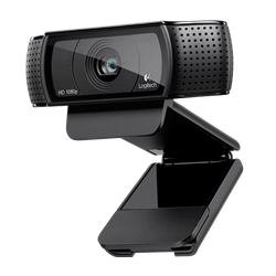 LOGITECH WEBCAM C920 FULL HD PRO 15MP - 1090718