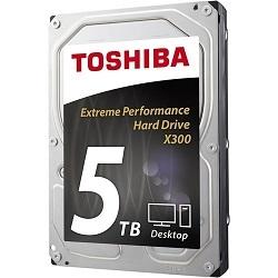 "Toshiba Disco Interno Toshiba 3.5"" 5TB X300 Bulk - 1101121"