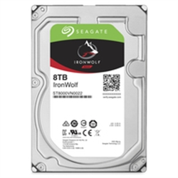 "Seagate HDD 8TB IronWolf 3.5"" Sata 6Gb/s - 1101117"