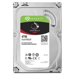 "Seagate HDD 4TB IronWolf 3.5"" Sata 6Gb/s - 1101116"