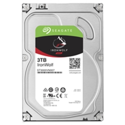 "Seagate HDD 3TB IronWolf 3.5"" Sata 6Gb/s - 1101114"