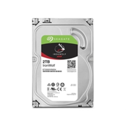 "Seagate HDD 2TB IronWolf 3.5"" Sata 6Gb/s - 1101112"