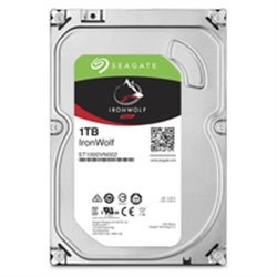 "Seagate HDD 1TB IronWolf 3.5"" Sata 6Gb/s - 1101111"