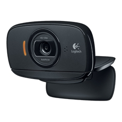 LOGITECH WEBCAM C525 HD 8MP - 1090720