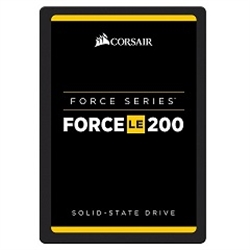 "CORSAIR SSSD Force Series LE200 ,2.5"" 120GB SATA III TLC 7mm - 1100939"