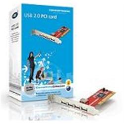 CONCEPTRONIC Controlador USB 2.0 4 Portas PCI - 1060110