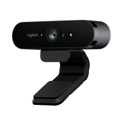LOGITECH WEBCAM BRIO VIDEO 4K ULTRA HD - 1090724