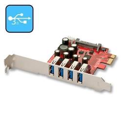 LINDY Controlador PCIe - 1060124