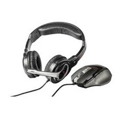 TRUST GXT 249 Gaming Headset & Mouse - 7200131