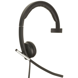 LOGITECH HEADSET H650E MONO USB - 7200112