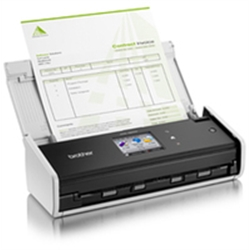 BROTHER ADS1600W - Scanner de documentos com duplex até A4 - 1262829