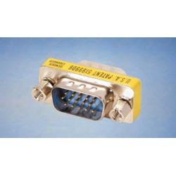 Adaptador HD 15 M/M