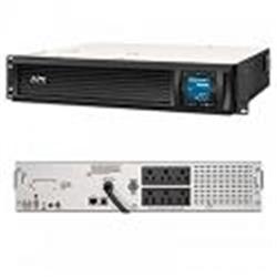 APC Smart-UPS C 1000VA 2U Rack mountable LCD 230V - 1380289