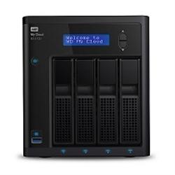 Western Digital My Cloud EX4100 0TB EMEA - 8400154