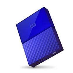 Western Digital MY PASSPORT 4TB Blue USB 3.0 - 8400146