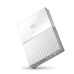 Western Digital MY PASSPORT 4TB White USB 3.0 - 8400143