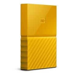 Western Digital MY PASSPORT 4TB Yellow USB 3.0 - 8400148