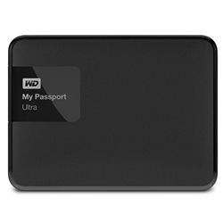 Western Digital MY PASSPORT 3TB Black USB 3.0 - 8400141