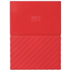 Western Digital MY PASSPORT 3TB Red USB 3.0 - 8400138