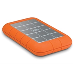 Lacie Rugged 1TB Triple FW800 & USB3 - 8400072