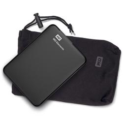 """Western Digital WD Elements 1TB 2,5"""" USB 3,0 + Bolsa - 8400122"""