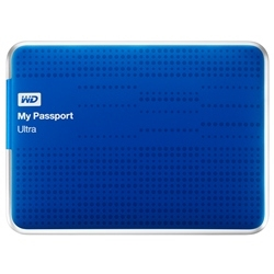 Western Digital MY PASSPORT 1TB Blue USB 3.0 - 8400121