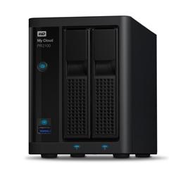 Western Digital  My Cloud PR2100 12TB EMEA - 8400109