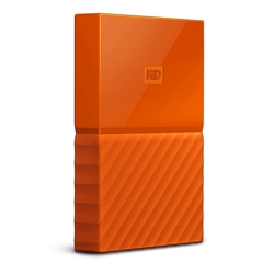 Western Digital MY PASSPORT 1TB Orange USB 3.0 - 8400120