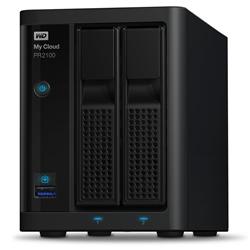 Western Digital  My Cloud PR2100 16TB EMEA - 8400111