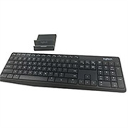 LOGITECH KEYBOARD WIRELESS K375S & STAND COMBO(920-008174) - 1130003