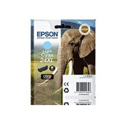 Compatível EPSON 24XL Tinteiro Cyan claro C13T24354010 - 1701156