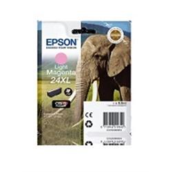 Compatível EPSON 24XL Tinteiro Magenta claro C13T24364010 - 1701157