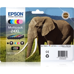 EPSON Multipack 6-cores 24XL Claria Photo HD Ink C13T2438401 - 1701158