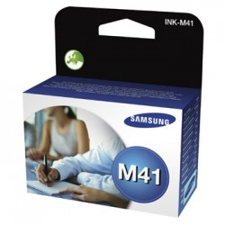"SAMSUNG INK-M41V Preto para Fax SF-370 ""Twin-Pack"""